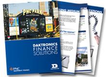 Finance Solutions Flier