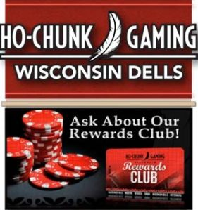 Silver Award of Distinction winning content for Ho-Chunk Gaming