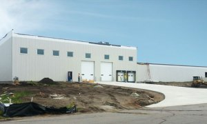 Expansion underway at Redwood Falls plant