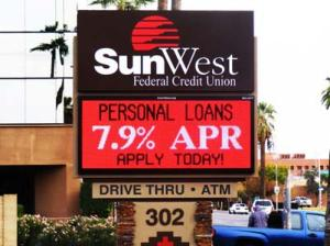 SunWest Federal Credit Union, Phoenix, AZ