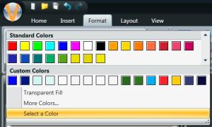 Select a Color