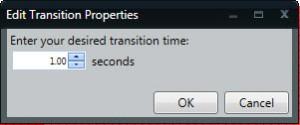 Edit Duration