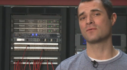 Bryan- Daktronics Event Producer explains how to switch to backups
