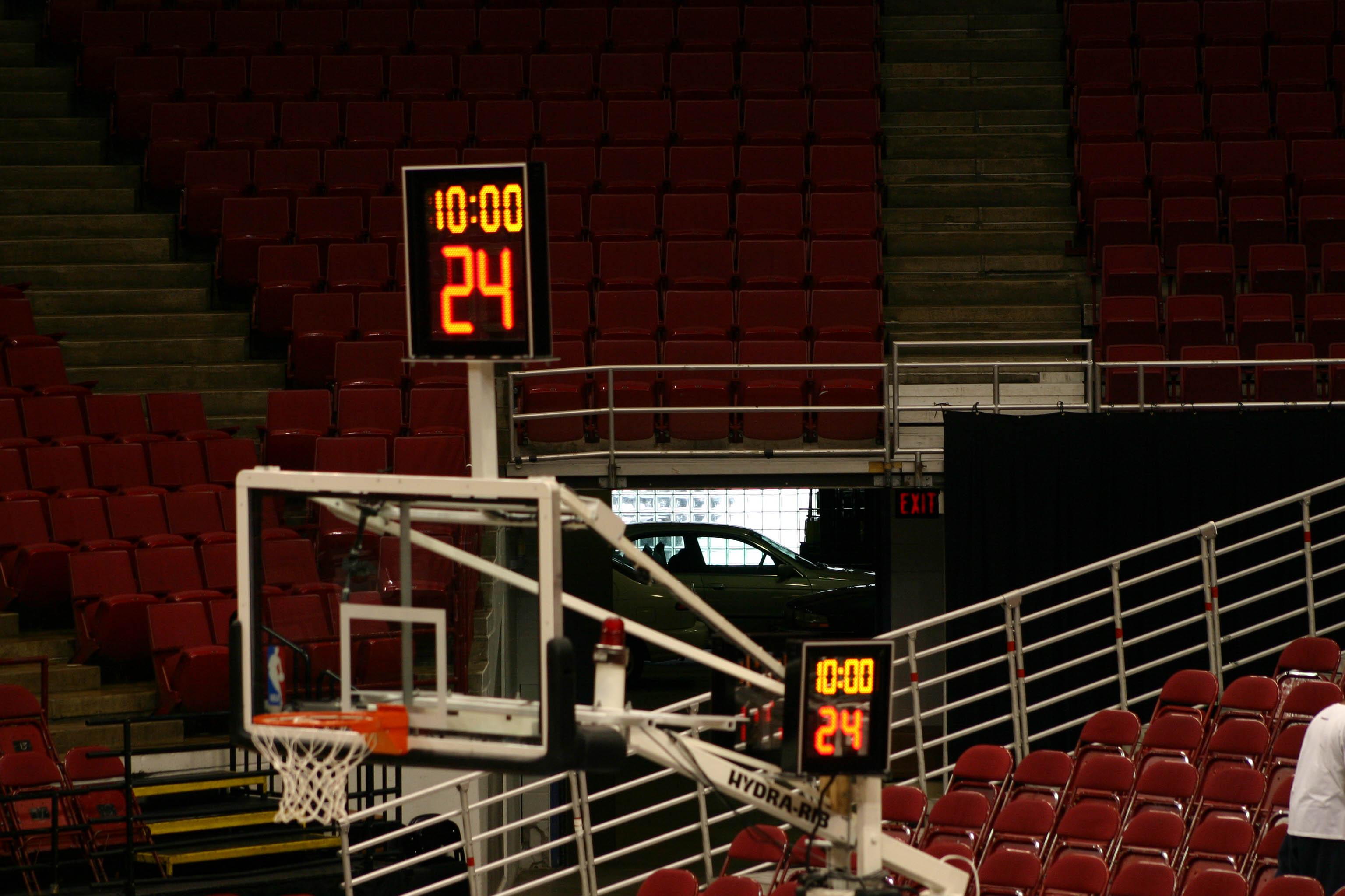 NCAA 2015 Basketball Timing Changes – Daktronics