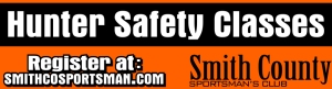 240x888 Hunter Safety Classes