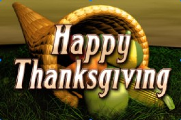 Happy Thanksgiving 1
