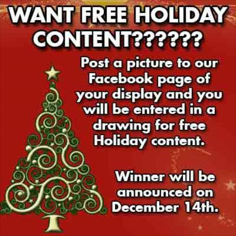 contest for free content
