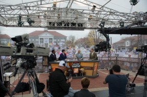 ESPN Game Day_stage