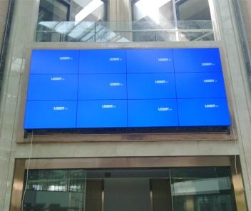 LCD Wall