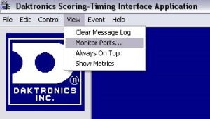 monitor ports