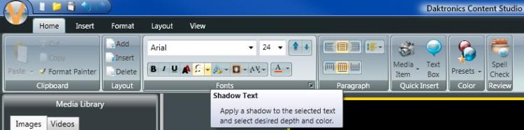 shadow option 1