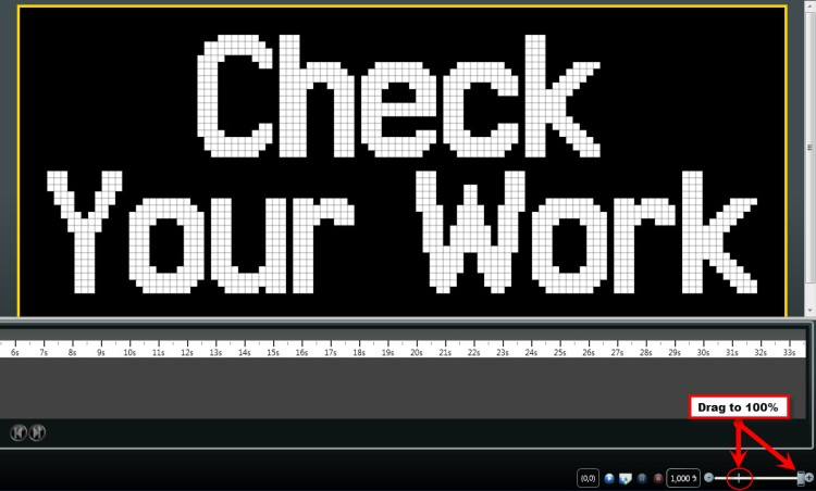 check your work 1