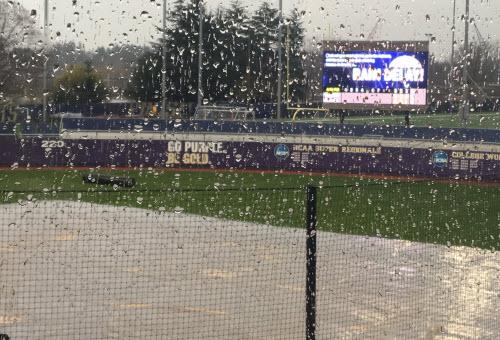 Rainy Delay