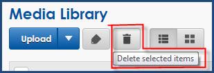 delete items