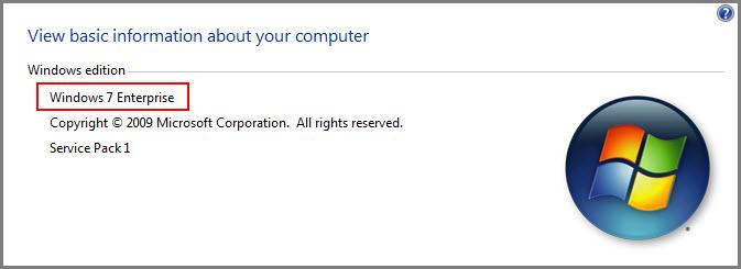 Windows OS gray