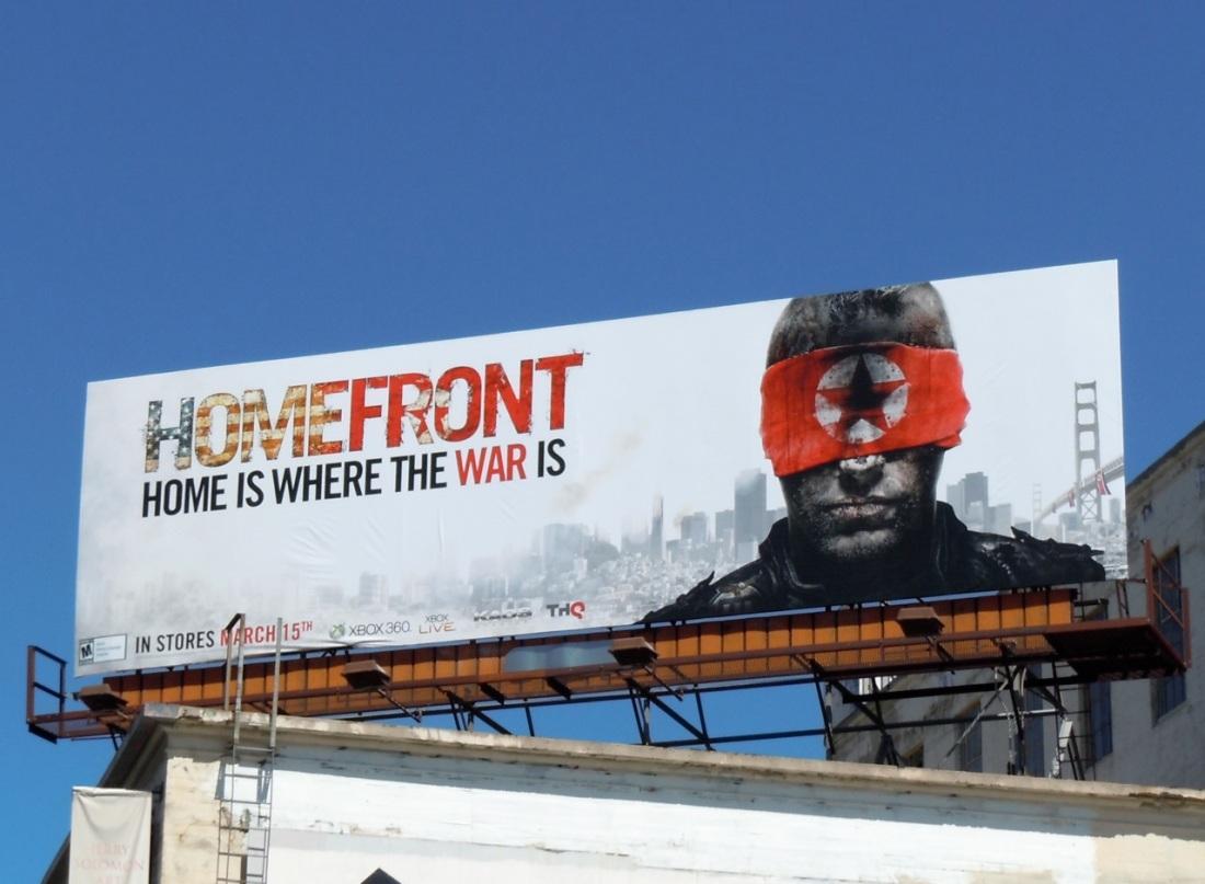 Video Game Digital Billboard