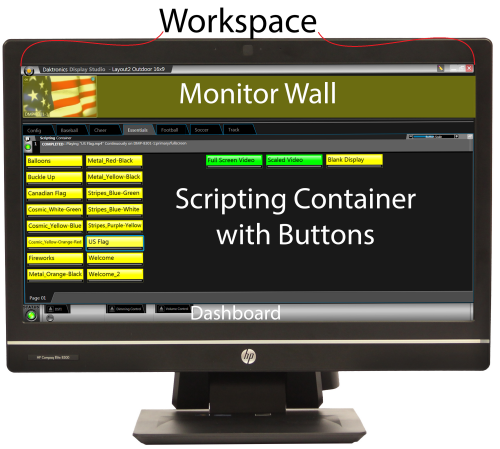 show-control-workspace
