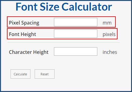 font-size-calculator