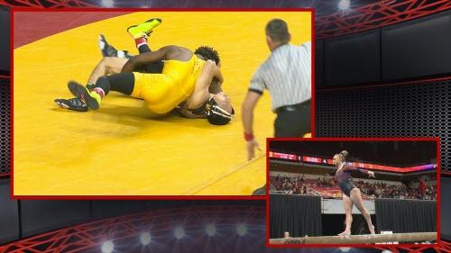 isu-double-box-wrestling-and-gymnastics