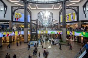 Centro Fashion Mall, Oberhausen, Germany
