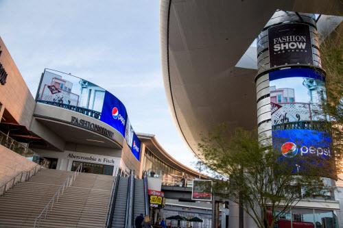 GGP Fashion Show Mall, Las Vegas, Nevada