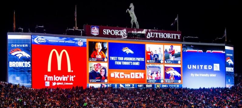 Broncos Social Media
