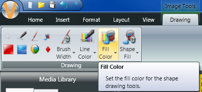 Fill Color
