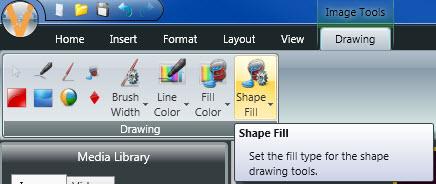 Shape Fill