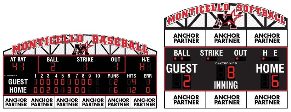 Monticello Baseball