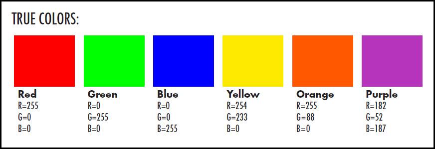 Standard Colors 2