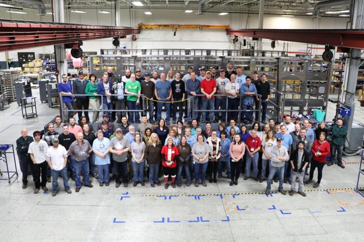 Tag - OOH Manufacturing Team, Sioux Falls, SD