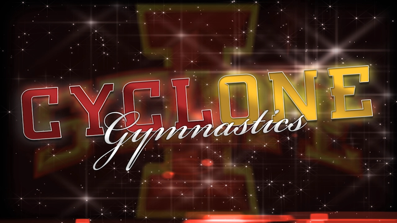 ISU Cyclones - 2014 Gymnastics - Intro - 720x1280