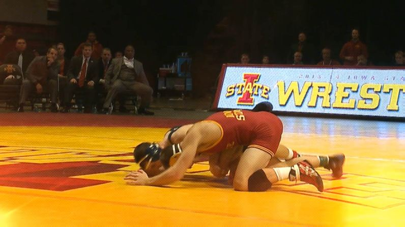 ISU Cyclones - Wrestling Intro - 1
