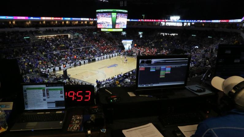 Premier Center Control Room View 4