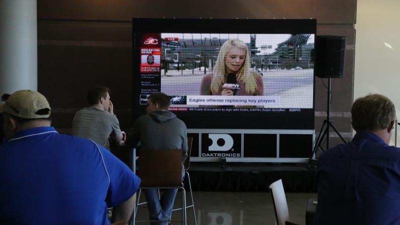 Premier Center Summit League Lounge