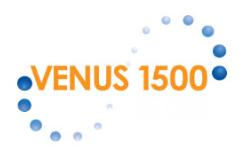 Venus 1500 Logo