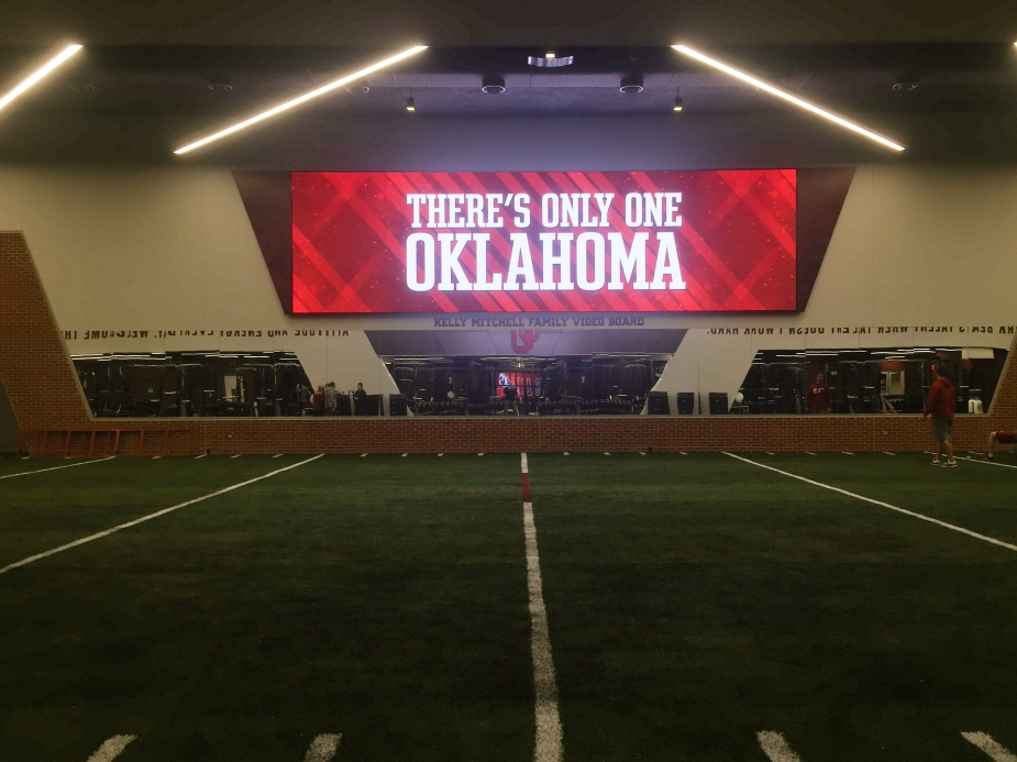 OU_University of Oklahoma Weight Room 4mm display