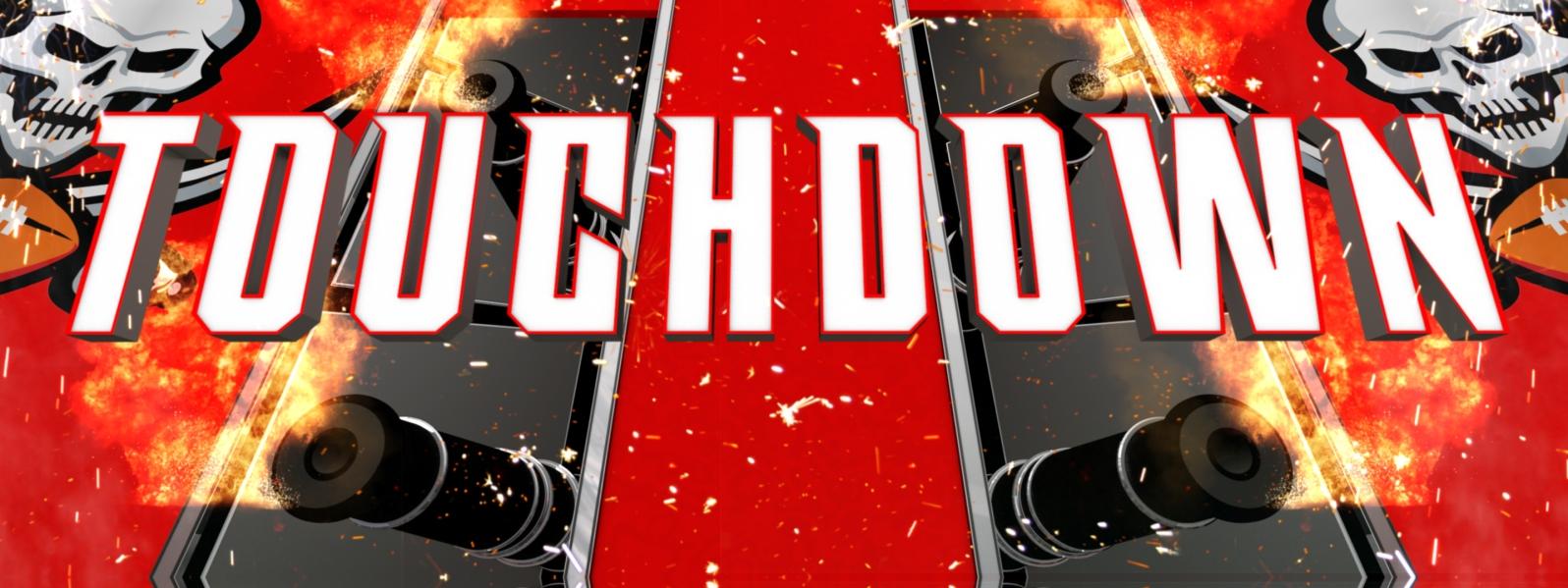 Tampa Bay Bucs - Touchdown -Marketing Image 3