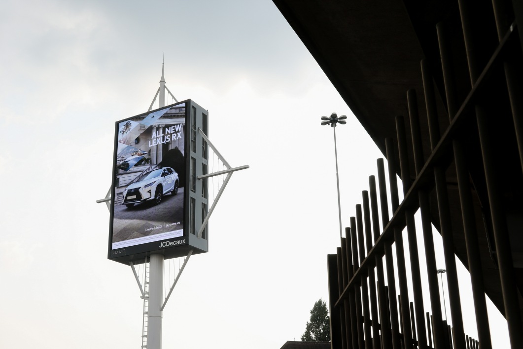 The Fin | JCDecaux