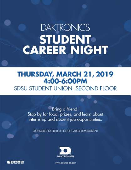 StudentCareerNight-8.5x11-2019