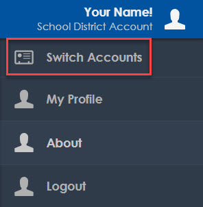 switch account user menu.jpg
