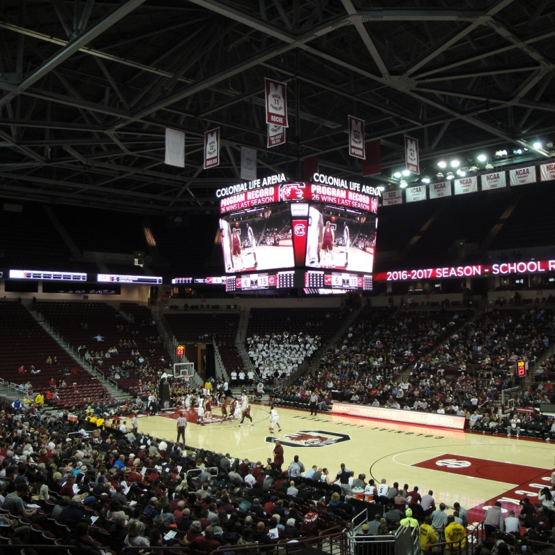 University of South Carolina Colonial Life Arena_2