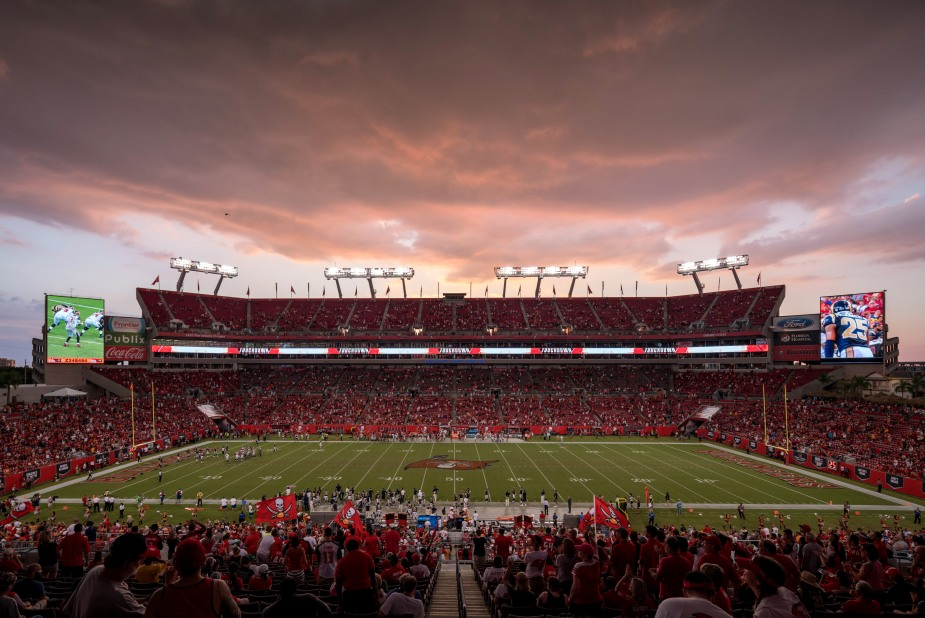 FL: Los Angeles Rams vs Tampa Bay Buccaneers