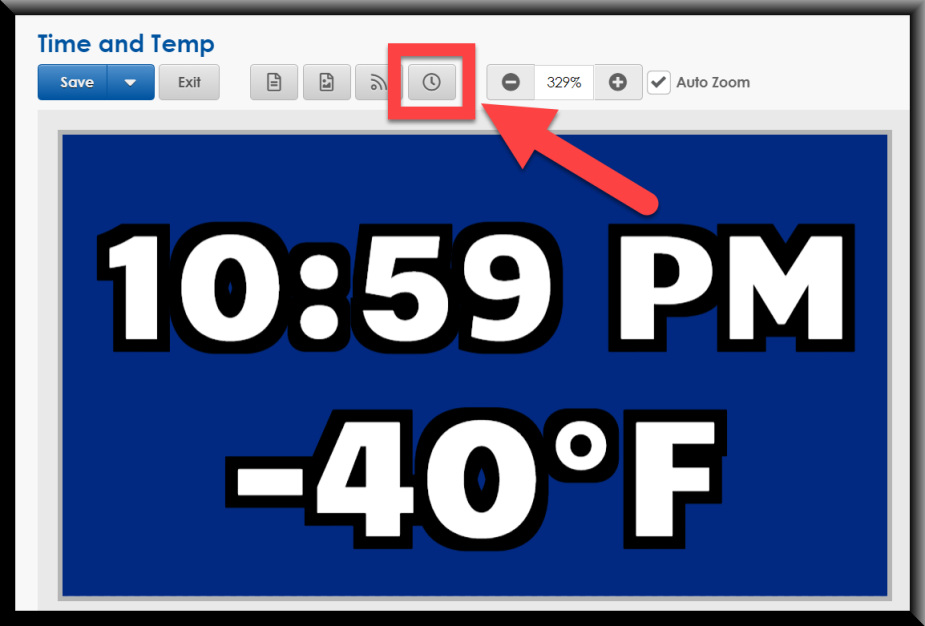 time and temp feature image