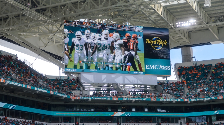 Miami Dolphins - Hard Rock Stadium Tenant: University of Miami Football