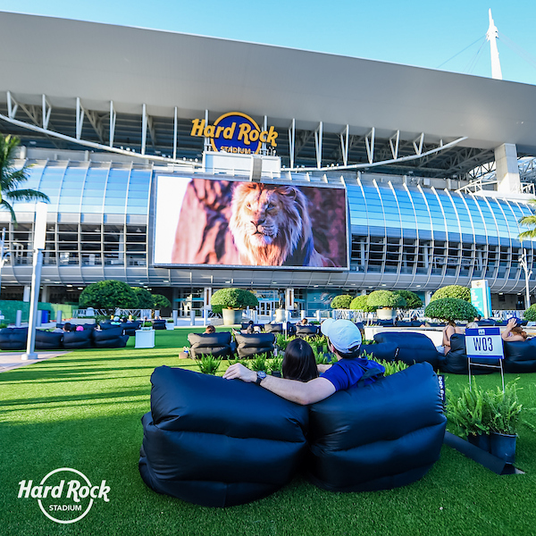 Hard Rock Stadium Outdoor Theater