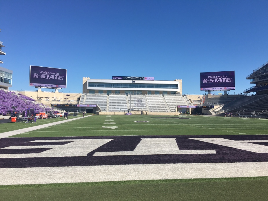 Kansas State University FB_Manhattan-KS